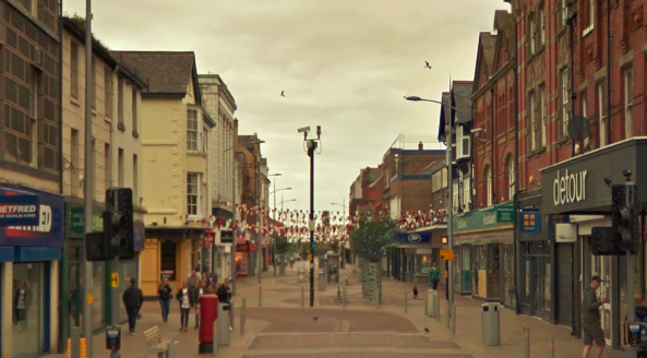 Your thoughts on what more could be done to tackle anti-social behaviour in Rhyl town centre
