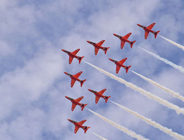 Park and ride services to reduce traffic congestion during Rhyl Air Show