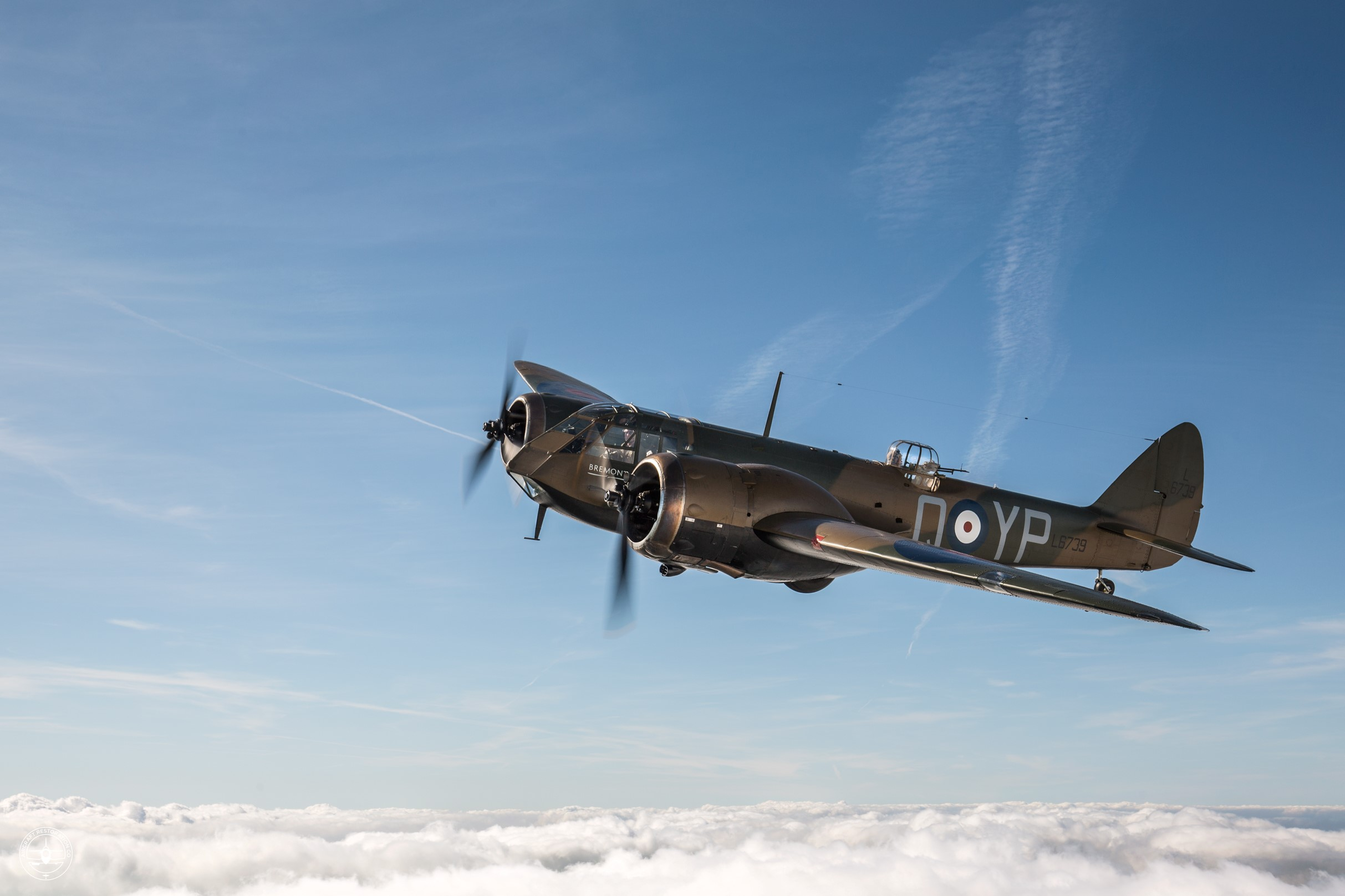 Bristol Blenheim and more displays announced for Rhyl Air Show 2018