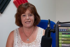 Marie Reade at Sound Radio
