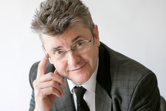 WIN tickets to see Joe Pasquale at the Rhyl Pavilion Theatre