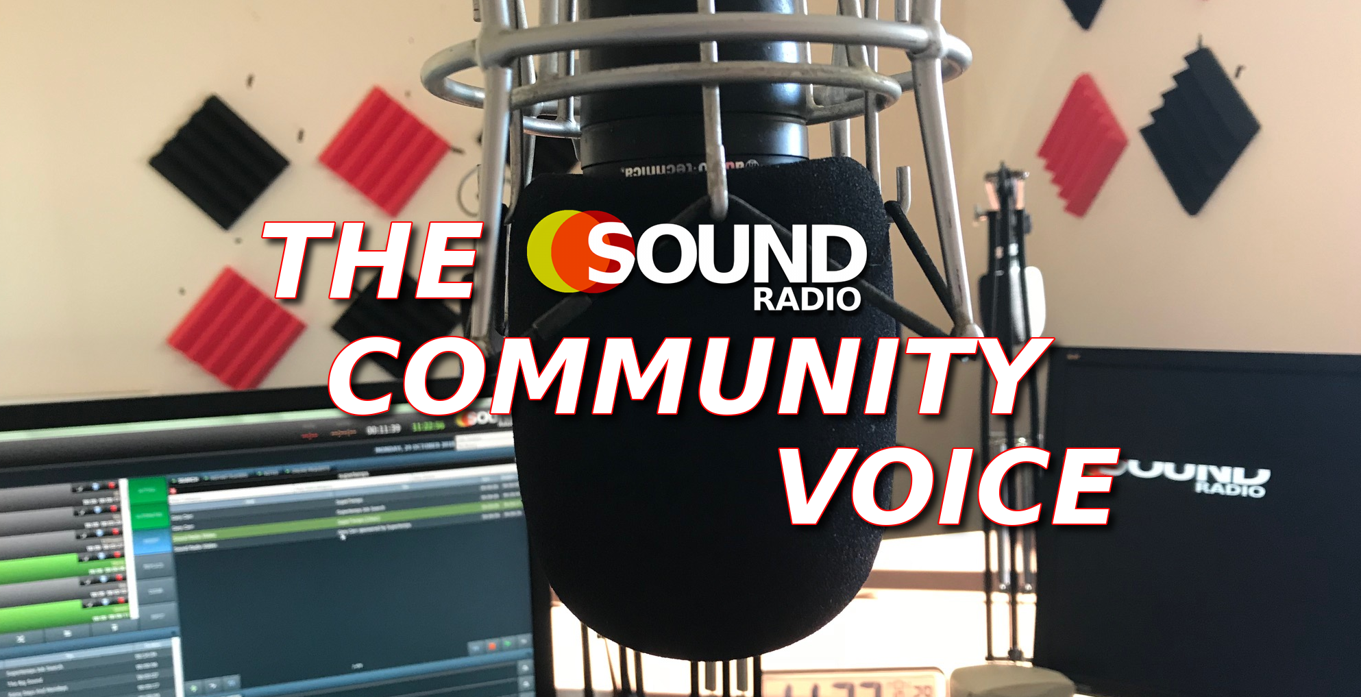 The Community Voice – What's on in November ?