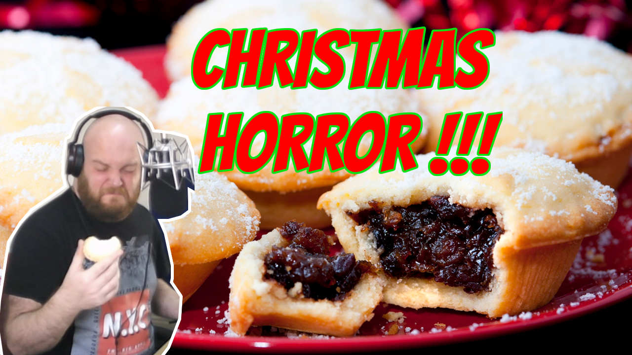 Craig K faces his Christmas food nightmare on the Breakfast Show
