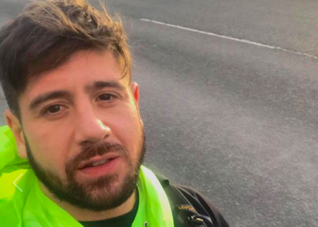 Man takes on 100 mile run from Preston to North Wales in 24 hours for MIND charity