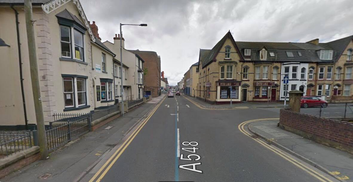 Brighton Road, Rhyl - Google Maps