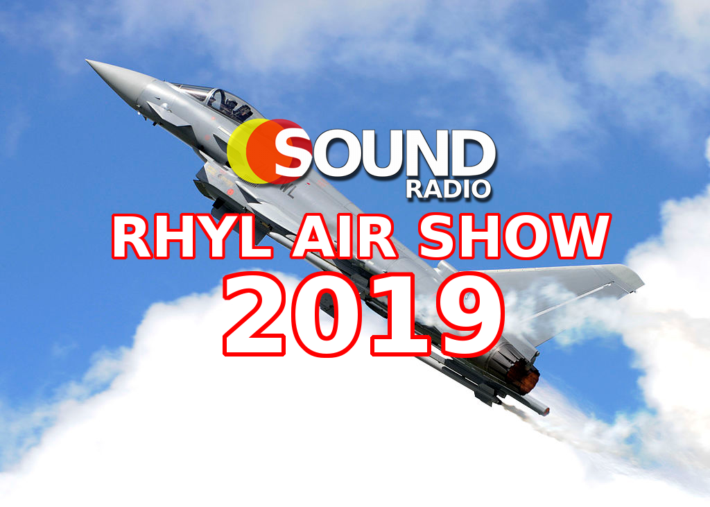 LIVE Commentary of the Rhyl Air Show 2019