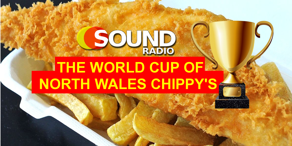 The World Cup of North East Wales Chippy's