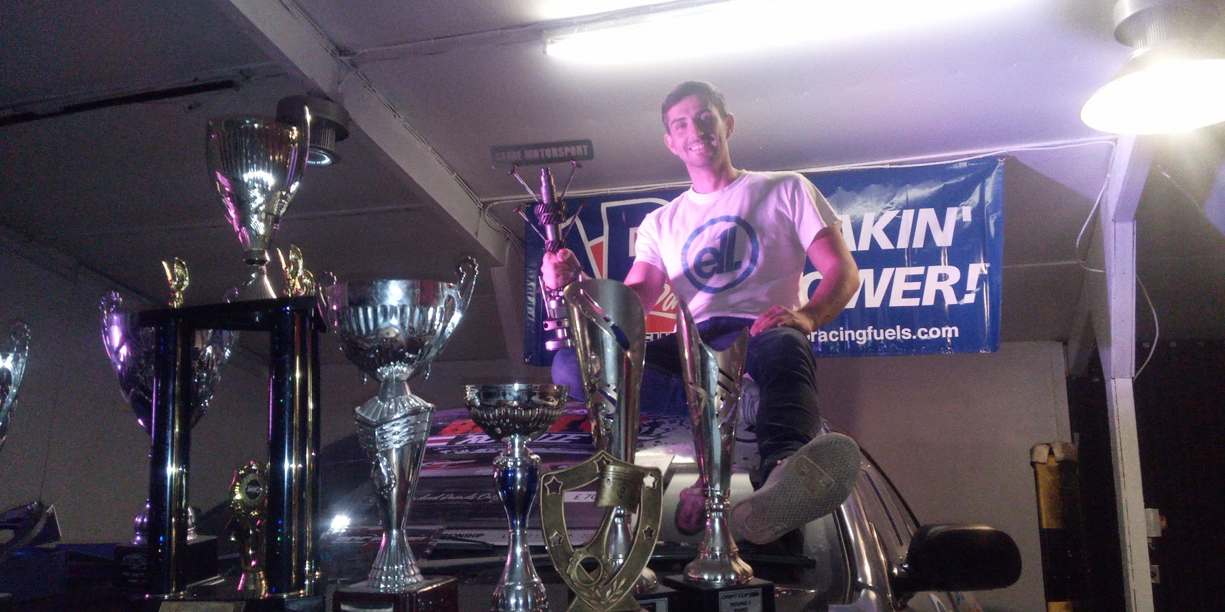 North Wales Welcomes Home The BDC 2019 Champion