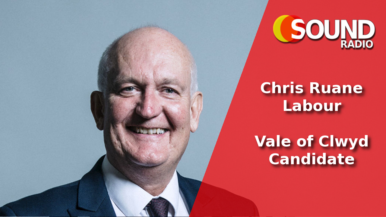 WATCH: Labour Candidate Vale of Clwyd – Chris Ruane