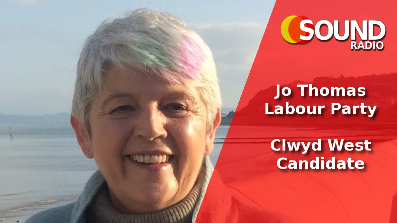 WATCH: Jo Thomas – Labour Party candidate, Clwyd West