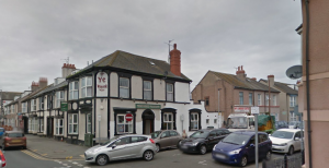 Windsor Street - Rhyl - googlemaps