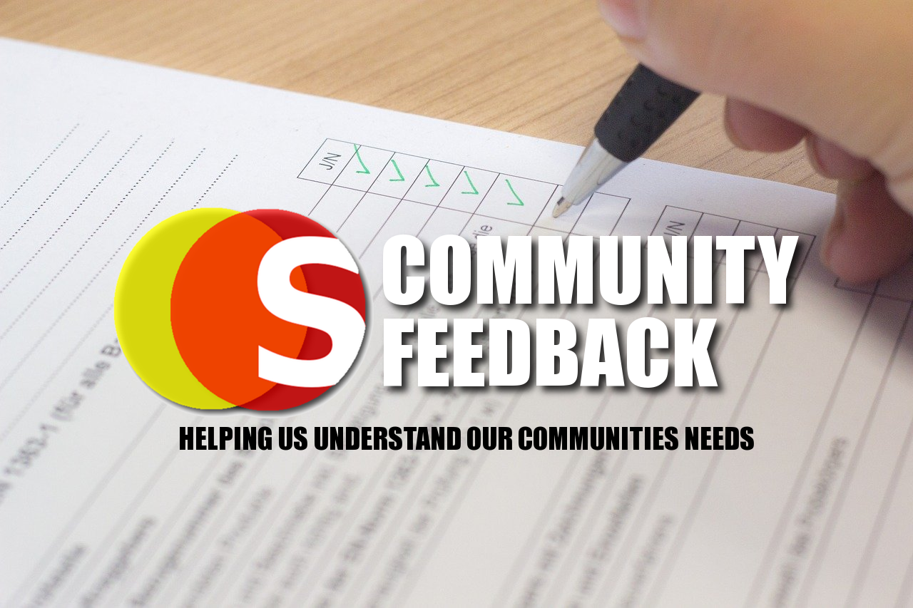 Sound Radio – Community Feedback Form