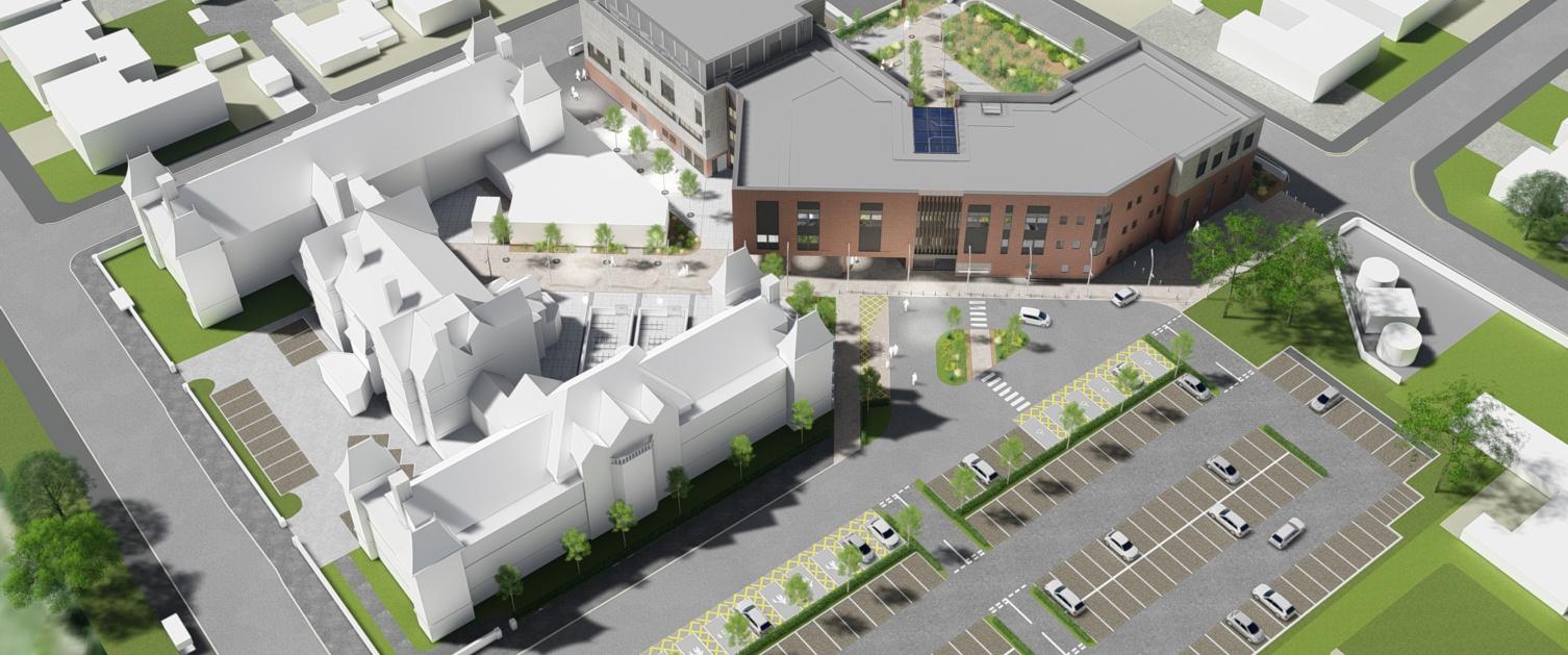 North Denbighshire Community Hospital - Betsi Cadwaladr University Health Board