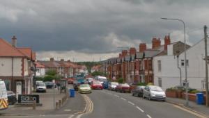 Grange Road Rhyl - Google Maps