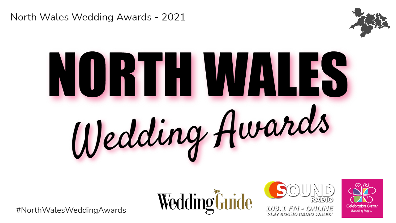 Sound Radio 103.1 delighted to be media sponsors for the North Wales Wedding Awards